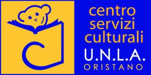 logo Centro Servizi Culturali U.N.L.A. Oristano