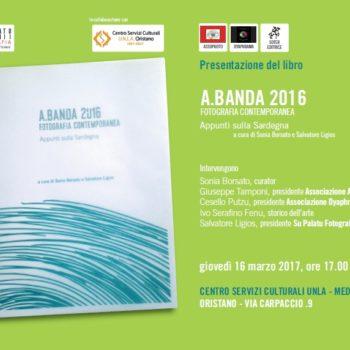 Locandina A.Banda 2016: fotografia contemporanea