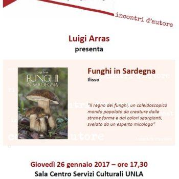 Locandina Funghi in Sardegna