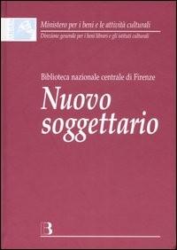 Nuovo Soggettario - Aspetti teorici e pratici