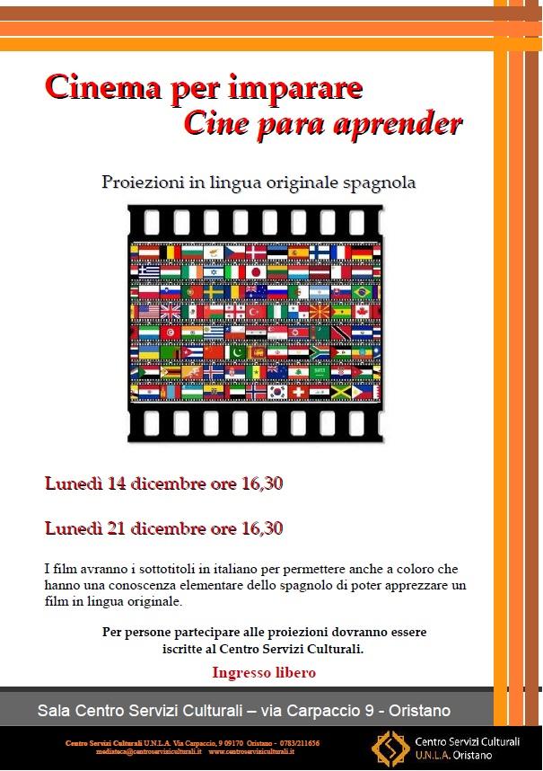 Cine para aprender 2015