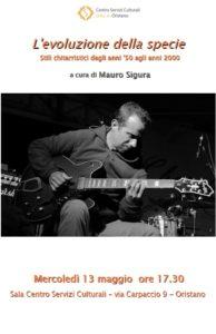 L'evoluzione della specie Stili chitarristici dagli anni '50 agli anni 2000
