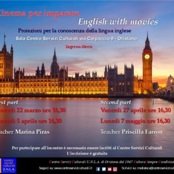 English with movies 2018