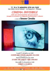 Cinema invisibile