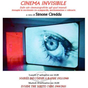 Cinema invisibile