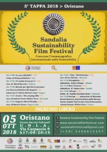 Sandalia Sustainability Film Festival - 2018