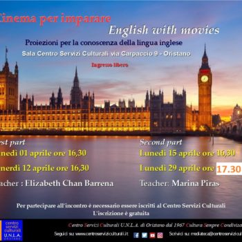 English with movies 2019