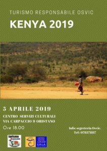 Turismo Responsabile Kenya 2019