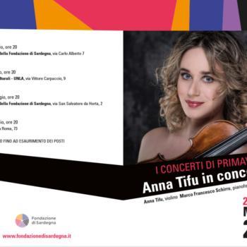 Anna Tifu in concerto