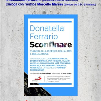 Sconfinare
