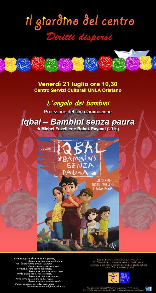 Locandina film Iqbal