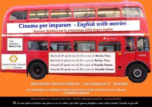CINEMA PER IMPARARE – English with movies
