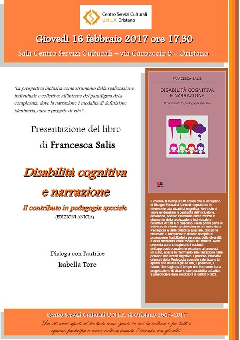 Disabilità cognitiva e narrazione