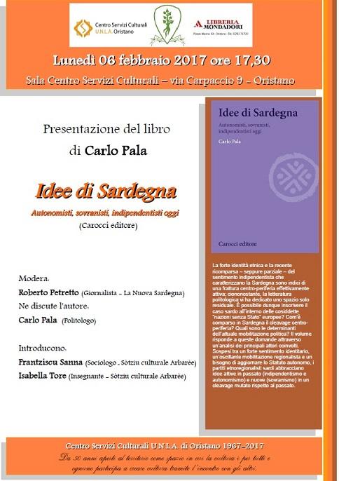 Locandina Idee di Sardegna