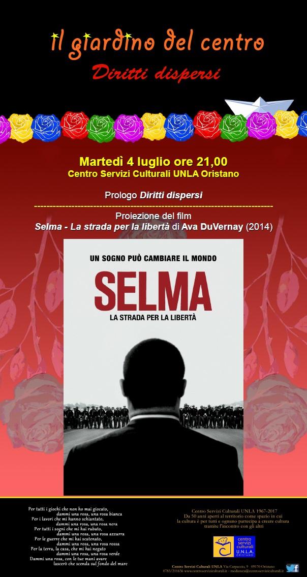 Locandina Selma