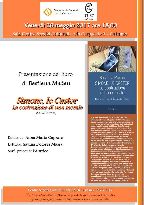 Locandina Simone, le Castor