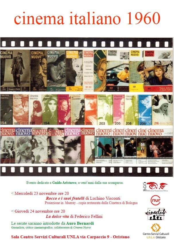 Cinema italiano 1960