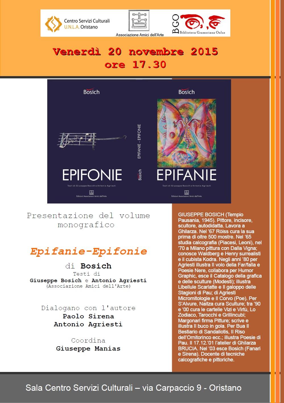 Epifanie-Epifonie