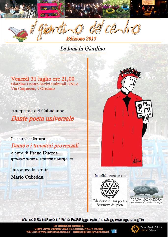 Dante e i trovatori provenzali