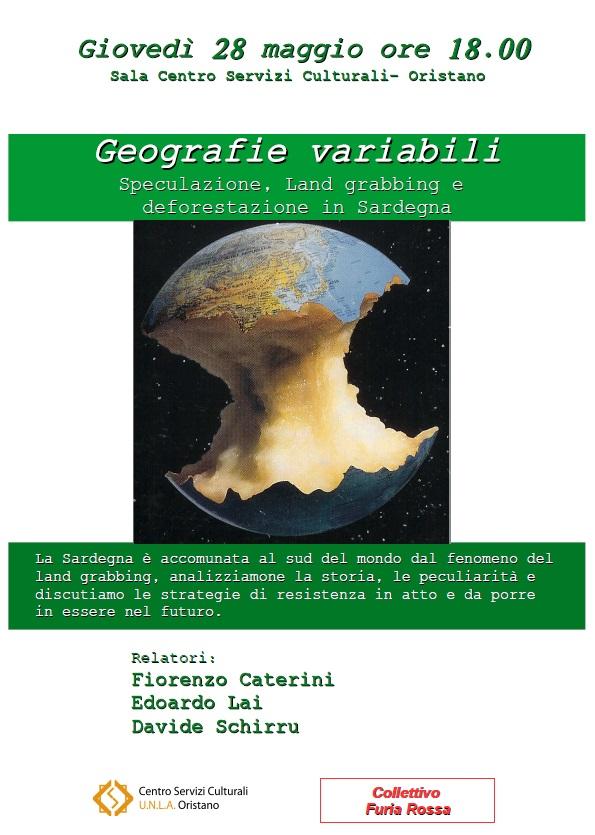 Geografie variabili