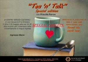 Tea & Talk Special edition