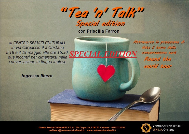 Tea & Talk Special edition