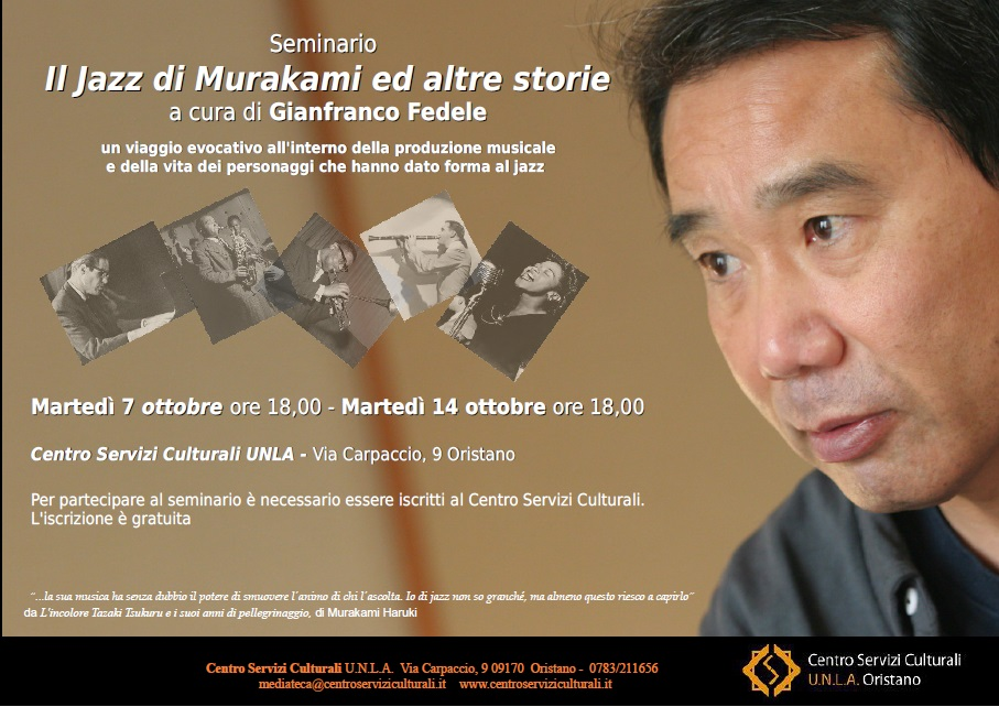 Il Jazz di Murakami ed altre storie