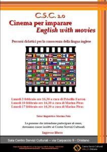 Cinema per imparare: English with movies
