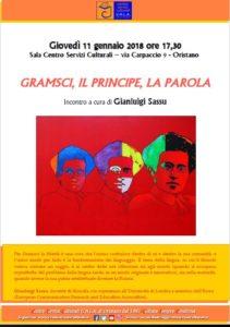 Gramsci, il Principe, la Parola