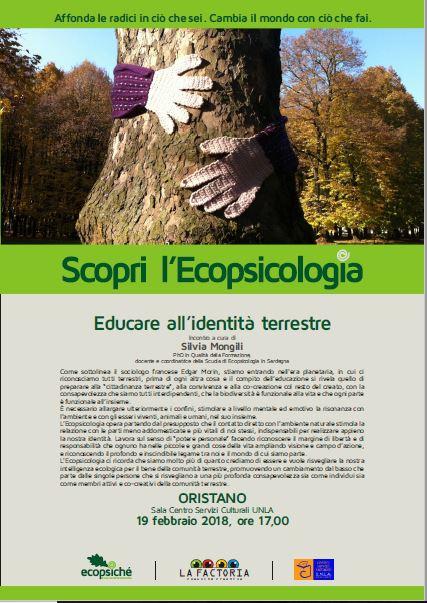 Scopri l'Ecopsicologia