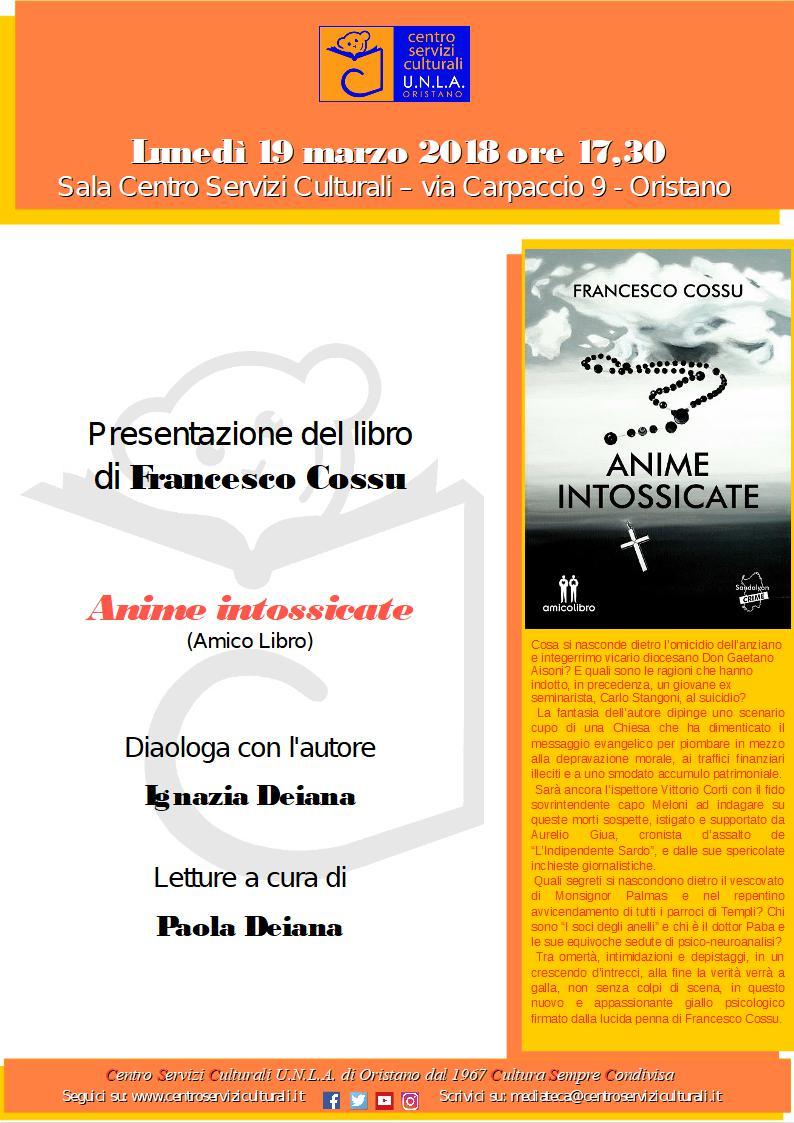 Anime intossicate di Francesco Cossu