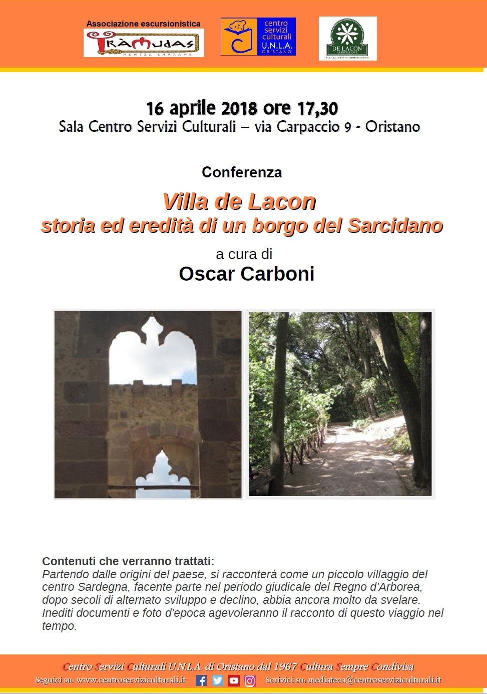 Villa de Lacon: storia ed eredità di un borgo del Sarcidano