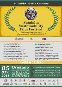 Sandalia Sustainability Film Festival - 2018