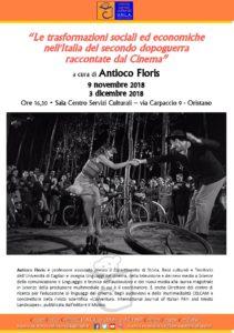 Seminario a cura di Antioco Floris