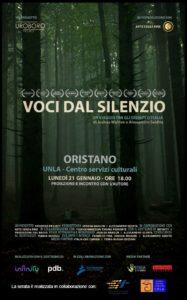 Presentazione del documentario Voci dal silenzio