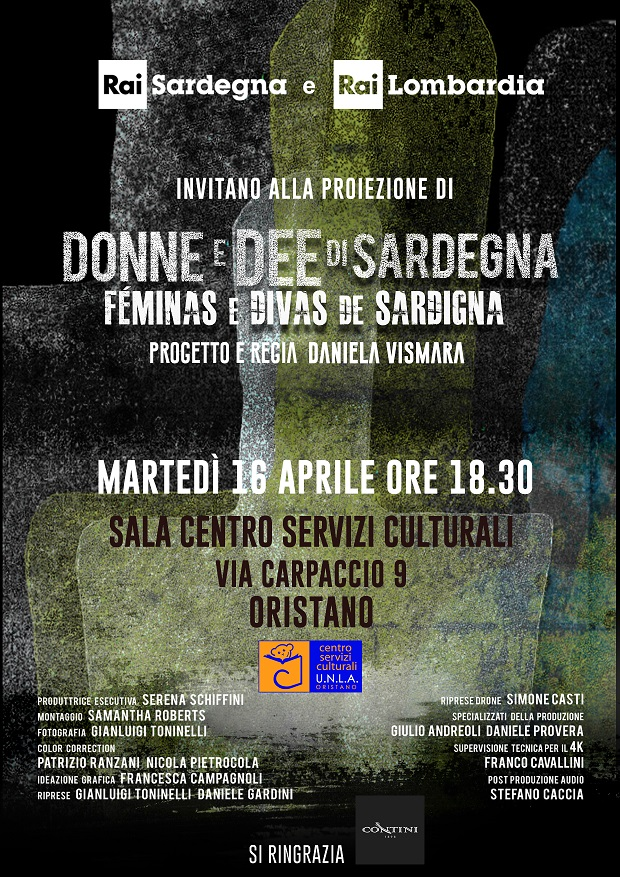 Donne e dee di Sardegna