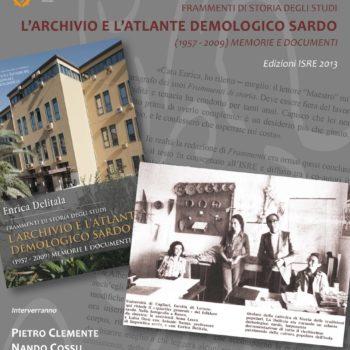 L'ARCHIVIO E L'ATLANTE DEMOLOGICO SARDO